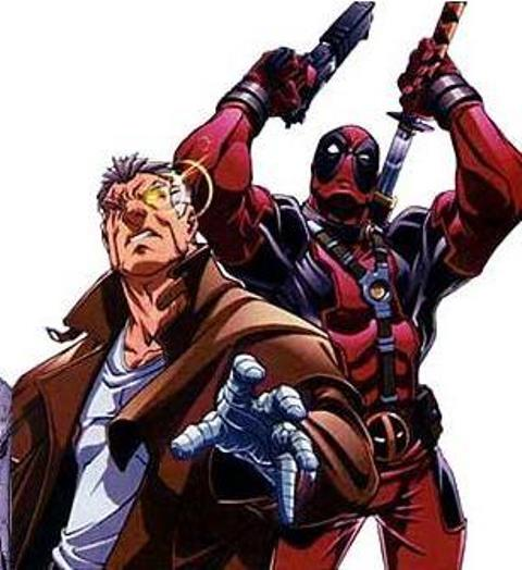 Frenemies: The Cable and Deadpool Series