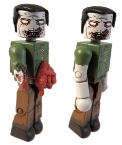 TRU WD 5 Abraham Military 06 Zombie Parts