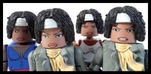 TRU WD 5 Michonne Hitchhiker 08 Heads