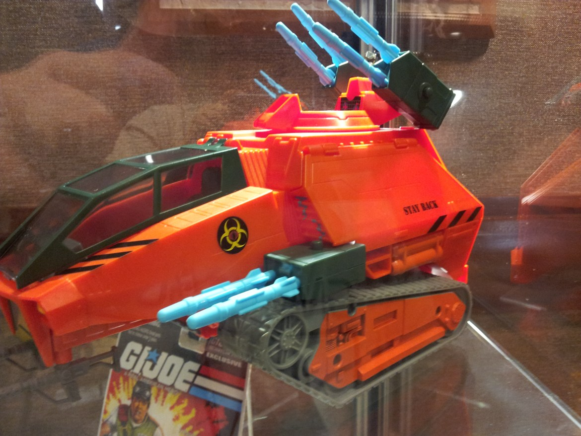 G.I. Joe Convention 2014 Exclusives Revealed!