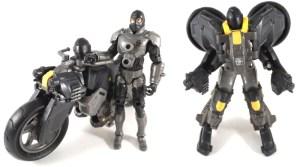 GI Joe 50 31 Ashiko Cycle Armor