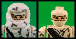 GI Joe Kreo Outpost Defense 05 SS Head
