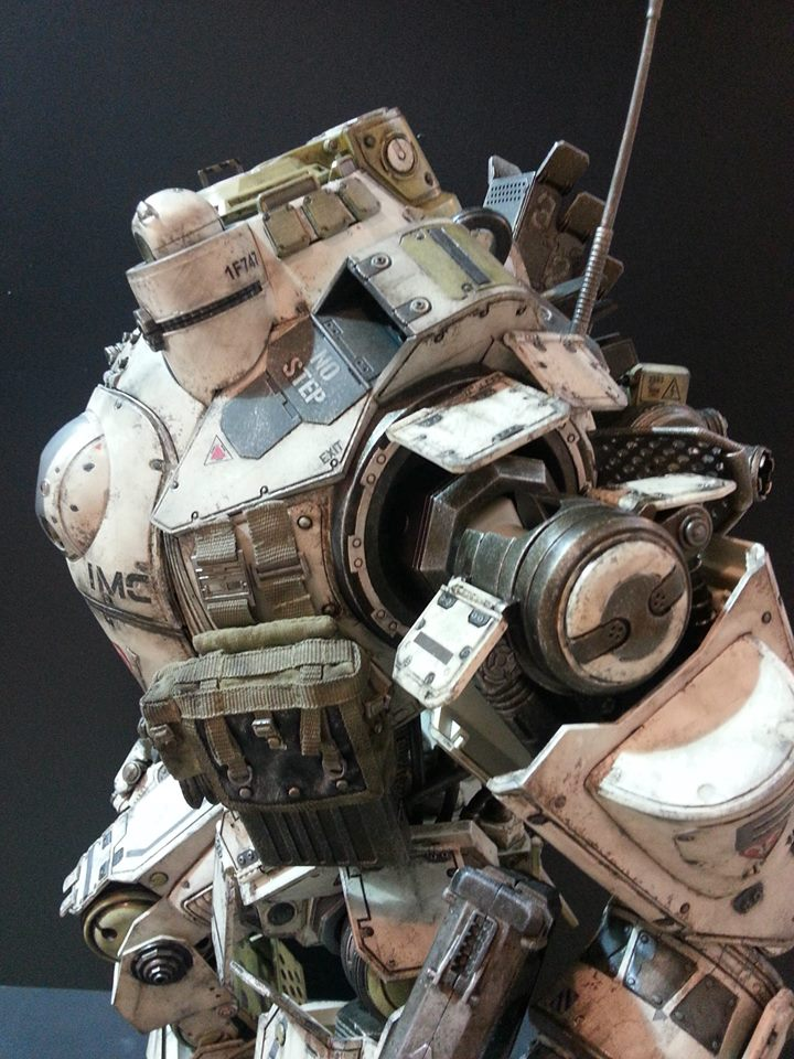Titanfall: Atlas New In Hand Images!