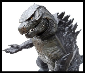 Giant Godzilla 10 Articulation