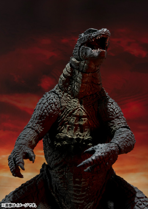 SH Monsterarts Godzilla 2014 Update with New Images!