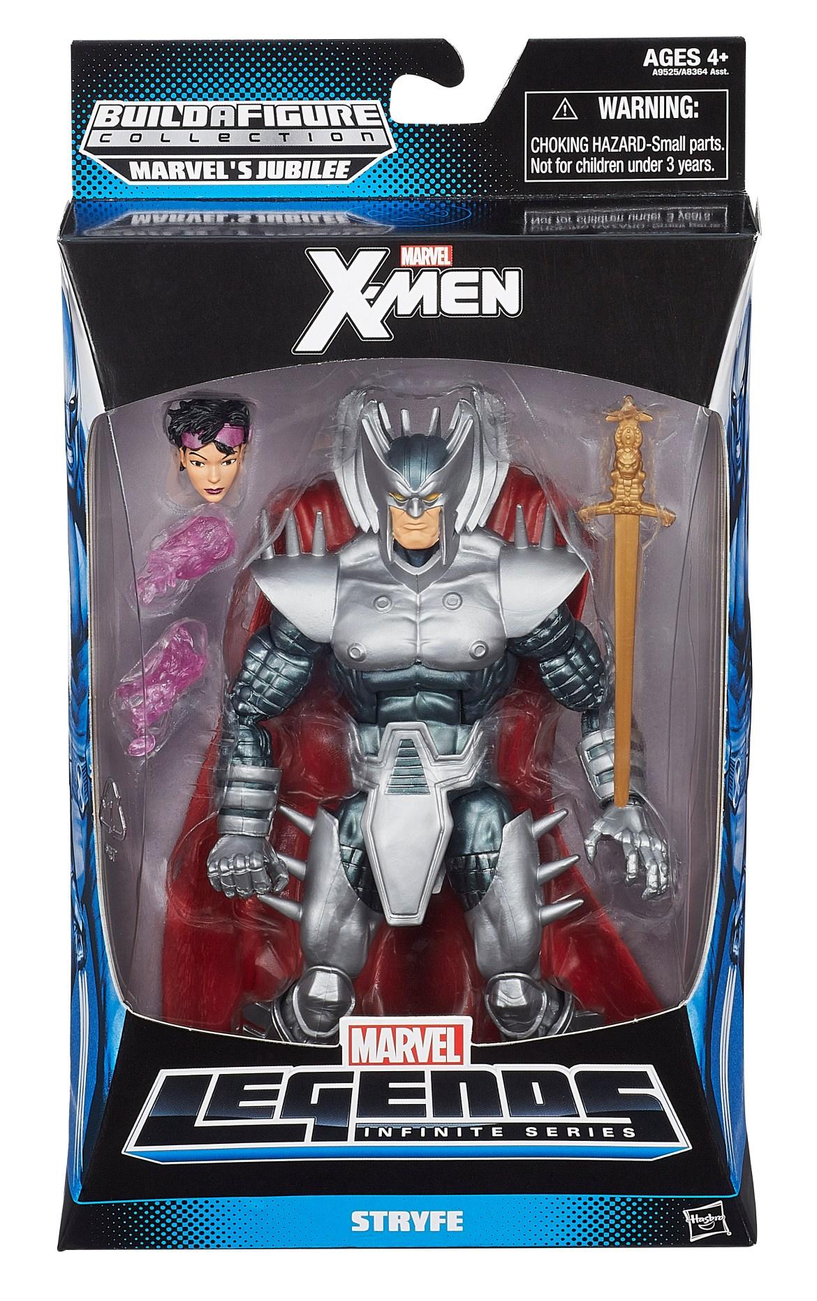 Marvel Legends X-Men TRU Exclusive Wave Details & Images