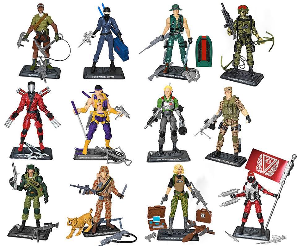 G.I. Joe Figure Subscription Service 3.0 Deadline Reminder!