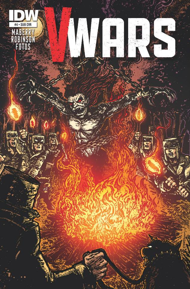 Are You Getting Your IDW Sub Cover? If Not Then Ask For Them Today!