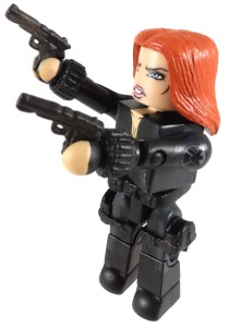 CAWS Widow Falcon 14 Black Widow Action