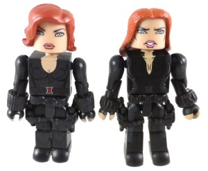 CAWS Widow Falcon 15 Black Widow Compare