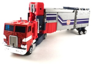 God Ginrai 06 Truck Mode