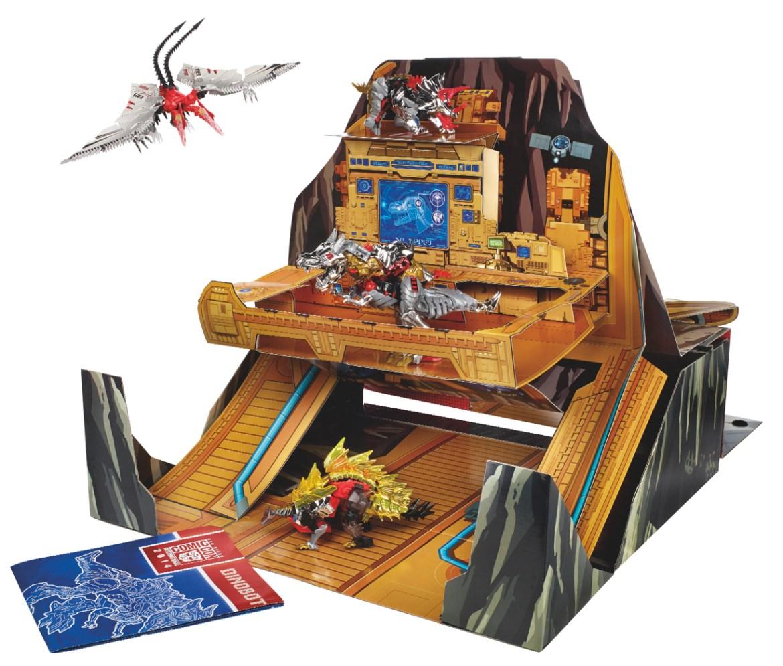 Hasbro to Unleash a SDCC Transformers Dinobot Box Set