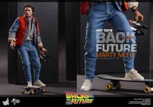 16th scale Marty McFly (8)