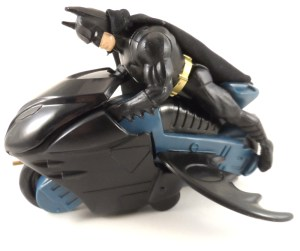 Batman Vehicle Batcycle 01