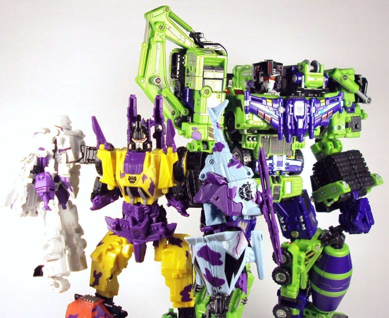 Hasbro's Transformers Vs 3rd Party Transformers……GO!!