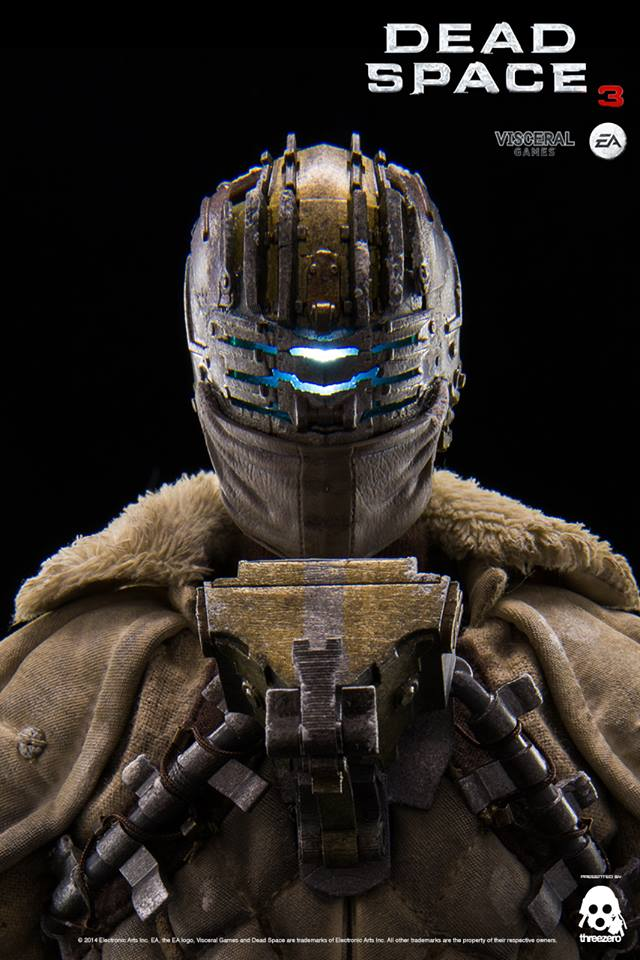 Dead Space 3 Isaac Clarke full reveal