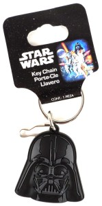 July Loot Crate 02 Vader Key Chain