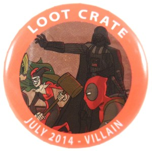 July Loot Crate 10 Button