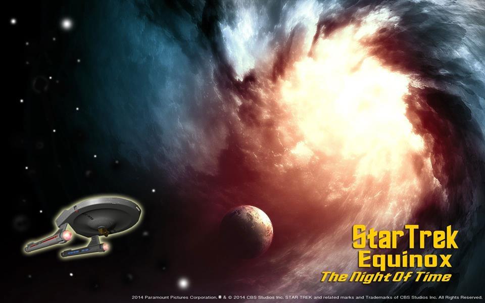 Star Trek Equinox Fan Film Gofundme Campaign