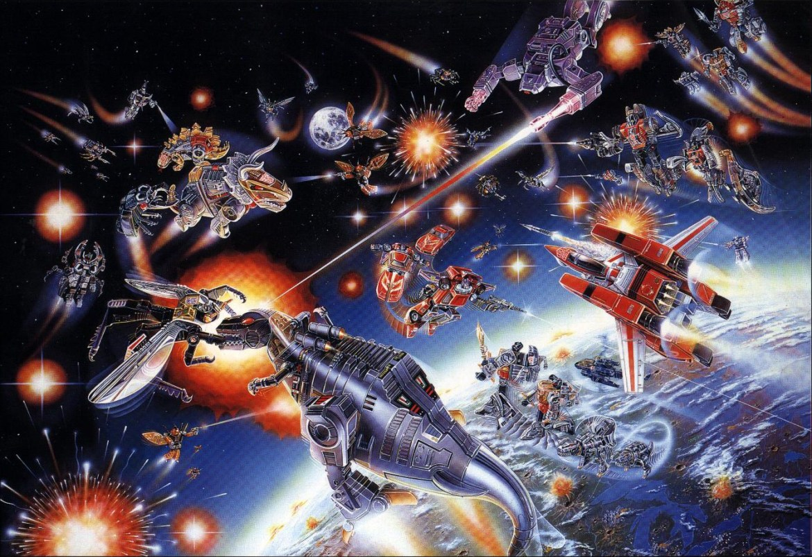 Top Fifty Transformers of All Time: 20 to 11