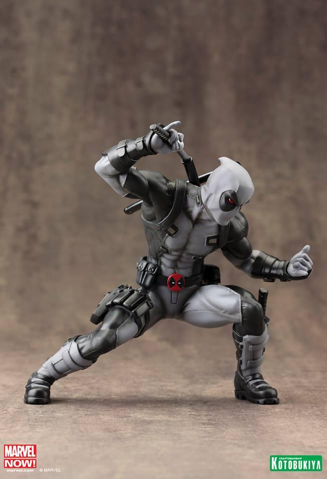 Marvel Comics Deadpool X-Force ARTFX Statue