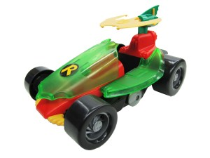 Animated Series Robin Dragster Complete
