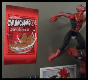 August Loot Crate 09 Chimichangos Magnet