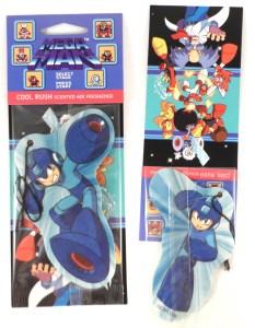 August Loot Crate 11 Mega Man Air Freshener