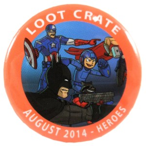 August Loot Crate 18 Title