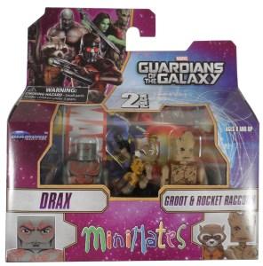 Drax Groot Minimates 01 MOC