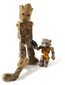 Groot Minimate 11 Rocket Action
