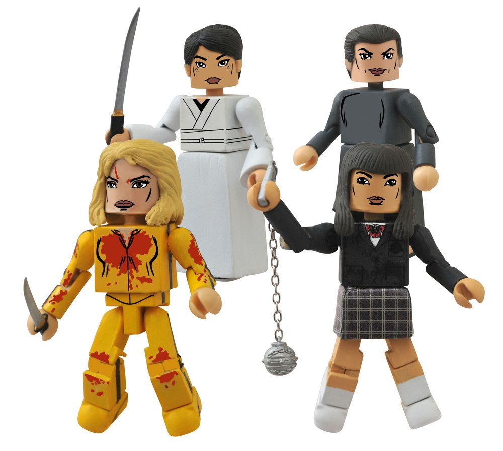 In Stores This Week from DST: Godzilla, Kill Bill, Pulp Fiction, Star Wars, Buddy Christ & Mooby!