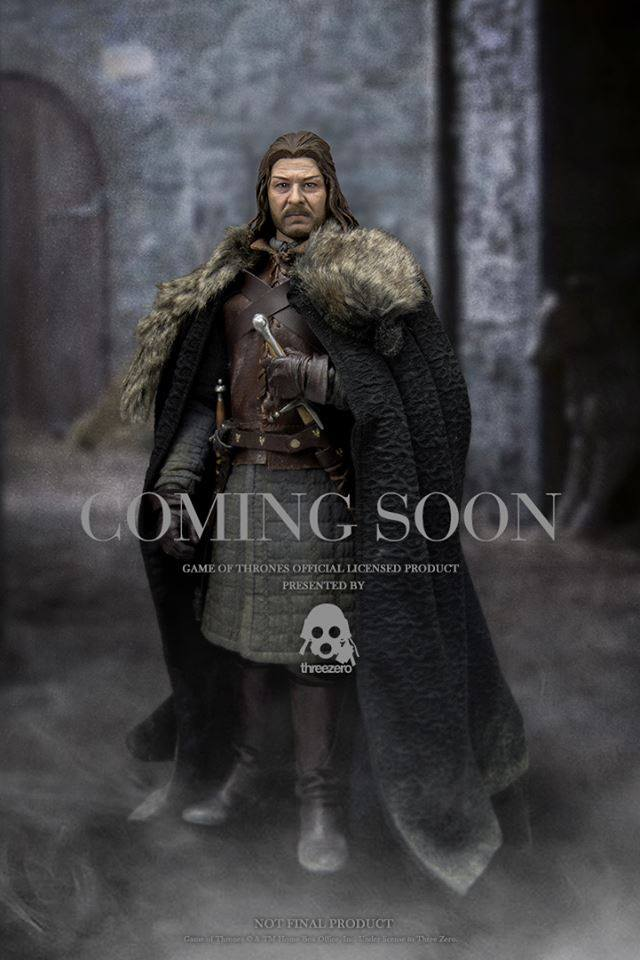Check Out This ThreeZero Game of Thrones Teaser Image
