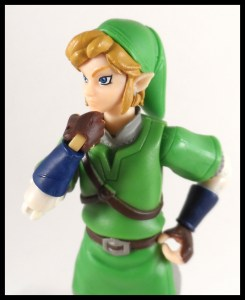 World Nintendo Link 03 Articulation