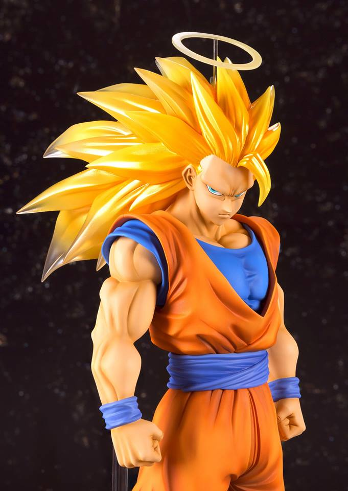 "FiguartsZERO EX Super Saiyan 3 Goku ""Dragon Ball Z"""