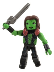 Gamora Nova Minimates 04 Weapon