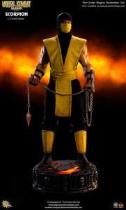 Mortal Kombat 13 Scorpion (1)