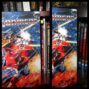 Transformers Legacy 10 Shelf