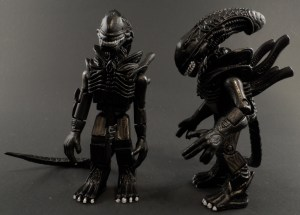 Aliens Minimates 22 Alien Warrior