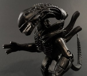 Aliens Minimates 23 Alien Warrior