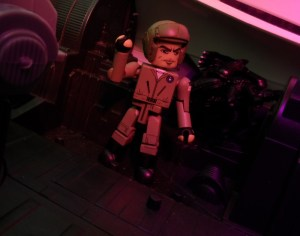 Aliens Minimates 28 Action