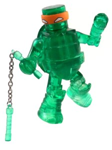 TMNT Minimate 13 Mutagen Mikey