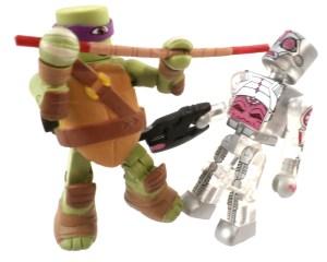 TMNT Minimate 20 Action