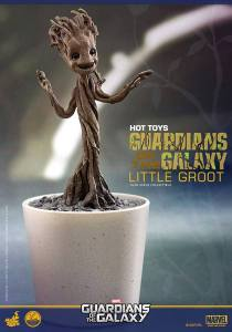 Guardians of the Galaxy 14 Little Groot Collectible (2)