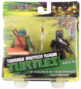 TMNT TRU Minimate 03 Leo Foot Soldier