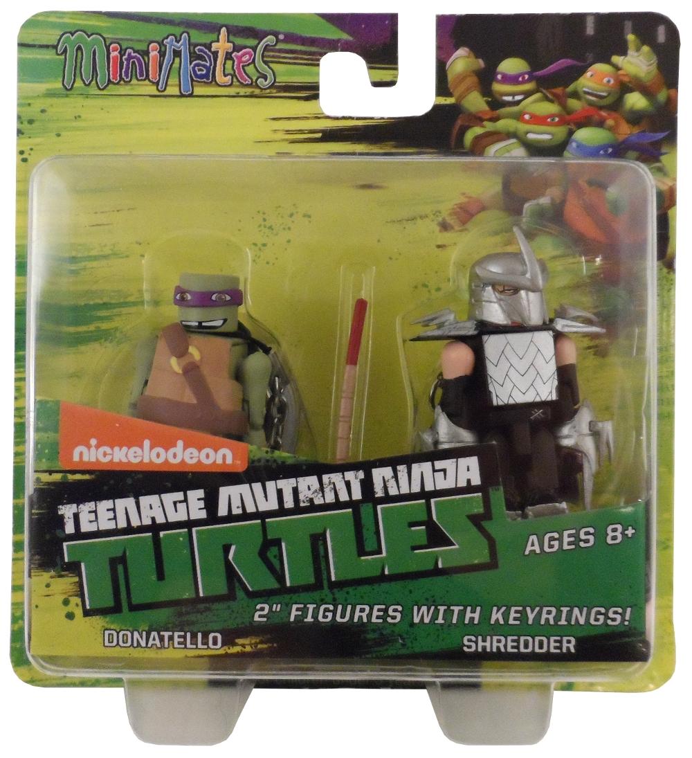 Teenage Mutant Ninja Turtles Minimates TRU Wave 1 Mutagen Leonardo