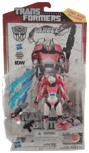 Transformers Generations Arcee 01