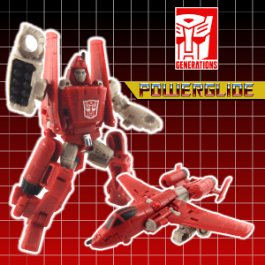Transformers Generations Powerglide 14 Title