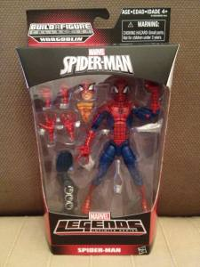 2015 Marvel Legends Spiderman Hobgoblin series (5)