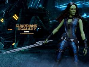Guardians Of The Galaxy - Gamora (5)